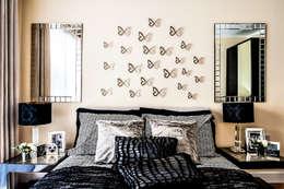 modern Bedroom by Lujansphotography