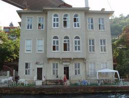 Öztek Mimarlık Restorasyon İnşaat Mühendislik – Rumelihisarı Yalı Restorasyonu:  tarz