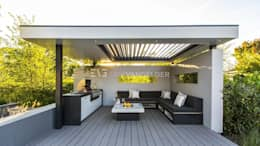 Wellness garden with pool Barendrecht: moderne Tuin door ERIK VAN GELDER | Devoted to Garden Design