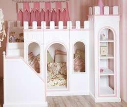 modern Nursery/kid's room by Lacote Design