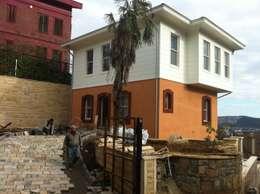 Öztek Mimarlık Restorasyon İnşaat Mühendislik – Göker Evi Rumelihisarı: klasik tarz tarz Evler