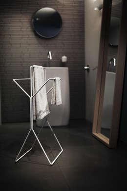 modern Bathroom by produkte + gestaltung