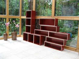 Projekty,  Salon zaprojektowane przez Henrik Lau