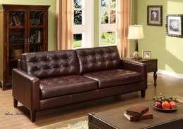 Living room تنفيذ Locus Habitat