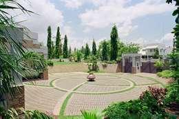 Bhakti Baug:   by Rajanikant Machhar + Nishant Machhar Architects