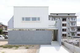 modern Houses by ALTS DESIGN OFFICE