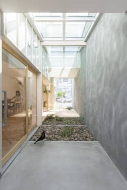 modern Garden by ALTS DESIGN OFFICE