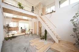走廊 & 玄關 by ALTS DESIGN OFFICE
