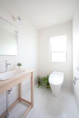 ห้องน้ำ by ALTS DESIGN OFFICE