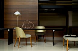 Projekty,  Salon zaprojektowane przez very wood