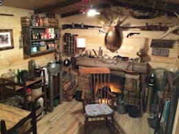 Man Cave:   von press profile homify