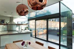 Casas de estilo moderno por Lipton Plant Architects