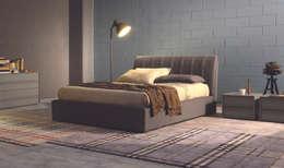 Projekty,  Sypialnia zaprojektowane przez MD House