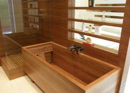 William Garvey Ltd: modern tarz Banyo