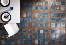 Walls & flooring by Parquetin