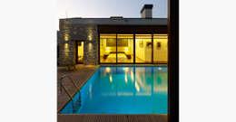 TEGET Mimarlık – #1:  tarz Havuz