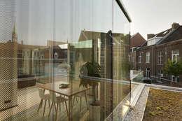 The Post: moderne Huizen door Wiel Arets Architects