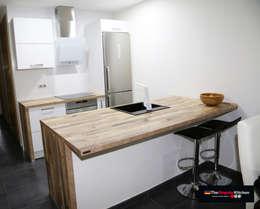 la cocina de carlos cocinas de estilo de the singular kitchen