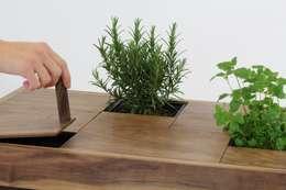 Binnenbeplanting door Fabio Vogel