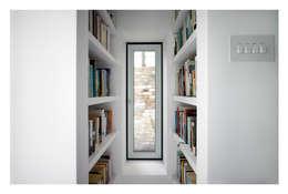 Salas/Recibidores de estilo  por Gianni Botsford Architects