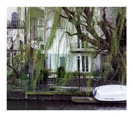 Casas de estilo  por Gianni Botsford Architects