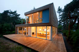 modern Houses by Cubus Projekt GmbH