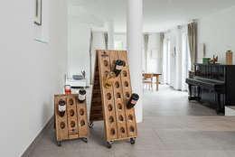 Skypak의  와인 저장실
