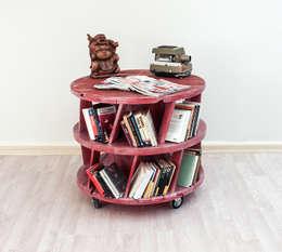 Projekty,  Salon zaprojektowane przez Galleria Gaia