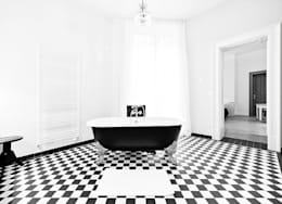Bathroom by Studio Sandra Pauquet
