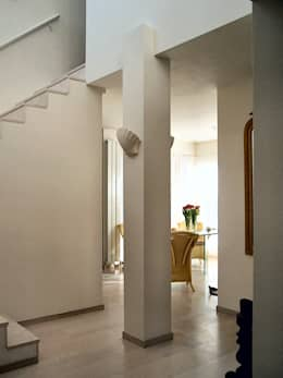 woonhuis in Voorburg: moderne Huizen door PHOENIX, architectuur en stedebouw