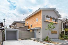 設計工房フウカ의  주택
