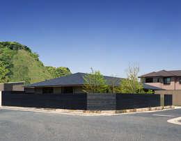 A邸 薩摩の家: 柳瀬真澄建築設計工房 Masumi Yanase Architect Officeが手掛けた家です。