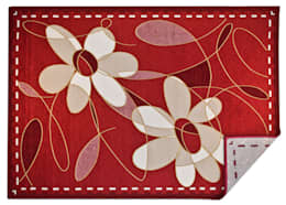 Pensiero: Soggiorno in stile  di tappeti made in italy