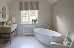 country Bathroom by Helen Green Design