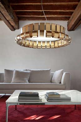 modern Living room by Italian Lights and Furniture Ltd