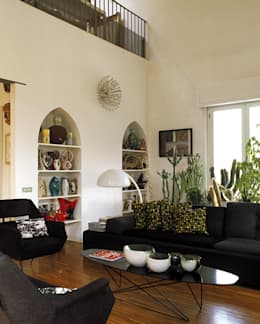 Projekty,   zaprojektowane przez Marco Innocenti Architetto