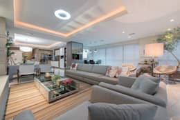 Casas de estilo moderno por Actual Design