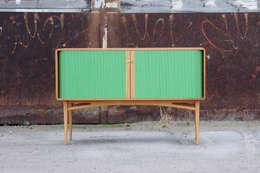 minimalistic Living room تنفيذ Fundi Furniture