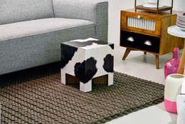 rustieke & brocante Woonkamer door Dutch Design