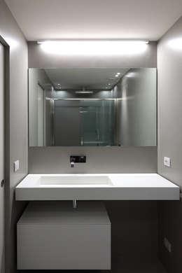 Appartamento in Piazza S.Giovanni: Case in stile in stile Minimalista di CMT Architetti