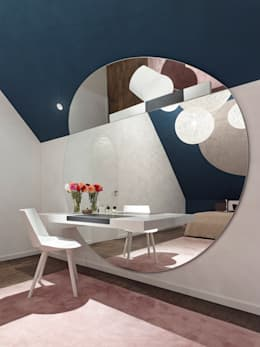 modern Dressing room by Ippolito Fleitz Group – Identity Architects