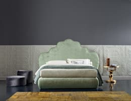 classic Bedroom تنفيذ OGGIONI - The Storage Bed Specialist