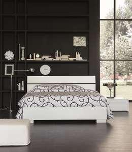 moderne Schlafzimmer von OGGIONI - The Storage Bed Specialist