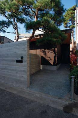 若林M邸: 遠藤誠建築設計事務所(MAKOTO ENDO ARCHITECTS)が手掛けた家です。