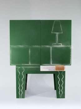 modern Living room by Peter Jakubik
