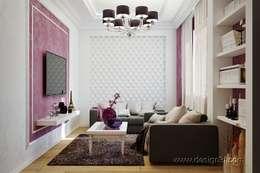 студия Design3F:  tarz Oturma Odası