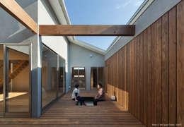 minimalistic Garden by 松岡健治一級建築士事務所