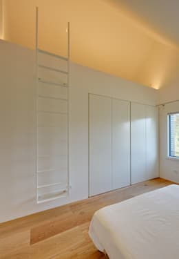 modern Bedroom by Möhring Architekten