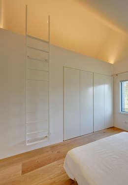 moderne Slaapkamer door Möhring Architekten