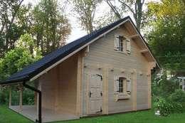 Case prefabbricate in legno vantaggi e svantaggi for 2 piani di casa garage per auto